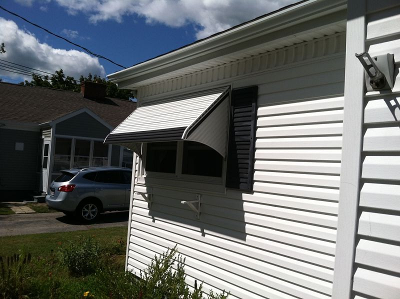 aluminum awnings american awning window
