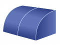 Convex Style Awning