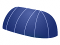 Dome Elongated Stye Awning