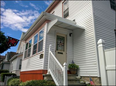 New Aluminum Awning Projects in Dartmouth, Boston, and New ...