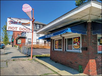 Restaurant Awnings In New Bedford Massachusetts American Awning