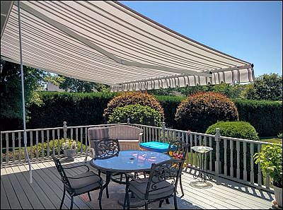 A Custom Retractable Awning Will Make A Huge Difference Providing