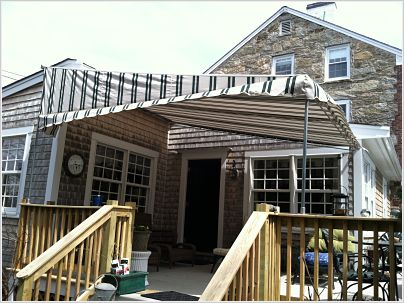 Whether big or small, window awnings, or large canopies, American Awning & Window Co. can install it, so you don't have to.