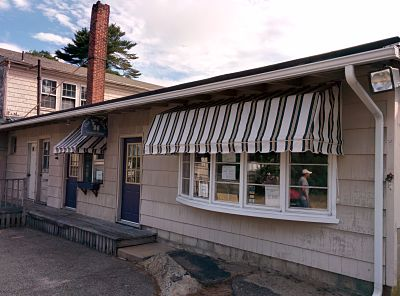 A storefront awning can do a lot to add a custom touch for businesses.