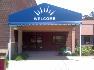 Commercial awnings for businesses has become a staple at American Awning & Window Co.