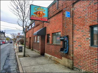 The Boat Restaurant Seafood More New Bedford Ma