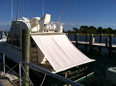 Get Your Custom Boat Covers At American Awning | American